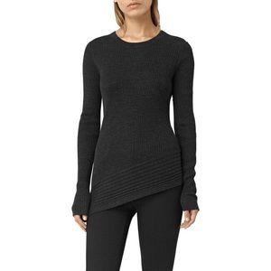 AllSaints | Keld Crew Neck Jumper Wool Sweater